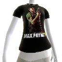 Camiseta Max Payne #2 