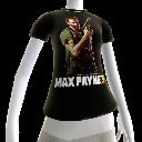 T-shirt Max Payne #2