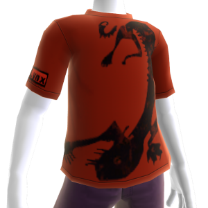 "T-shirt ""drago"" Trials HD"
