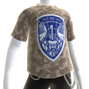 Patch T-shirt FF Atlas