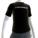 GM Chevrolet 2 Black Tee