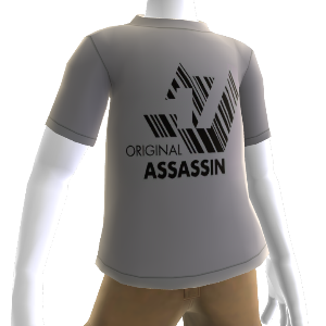 Hitman: Absolution T-shirt noir « Original Assassin »