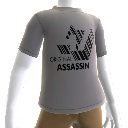 "Hitman: Absolution T-shirt ""Orginal Assassin"" nera"