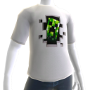 Minecraft Creeper Inside-T-Shirt 