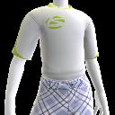 Tennisskjorte