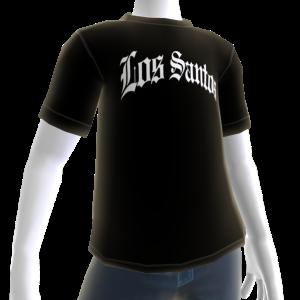 Camiseta logotipo de Los Santos