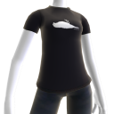 Atticus Silhouette Black t-shirt