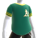 Retro Oakland Athletics Jersey