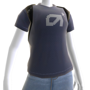 Dot Matrix Tee with Scout