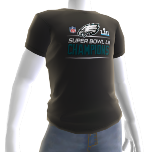 Eagles Super Bowl LII Champions Tee