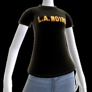 L.A. Noire Logo Tee