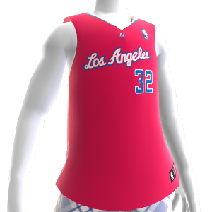 Los Angeles Clippers NBA 2K13 Jersey