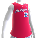 Los Angeles Clippers NBA 2K13-trøye