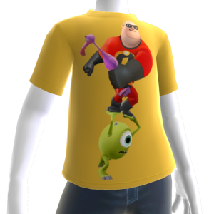 Camiseta 1 de Disney Infinity