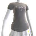 Halo Wars 2: Gray Logo Tee