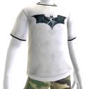 Camiseta c/ Logo de Batman: O Cavaleiro das Trevas Ressurge 3