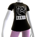 T-shirt Runic Games 