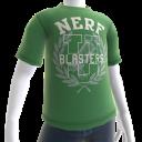 Nerf University Green Tee