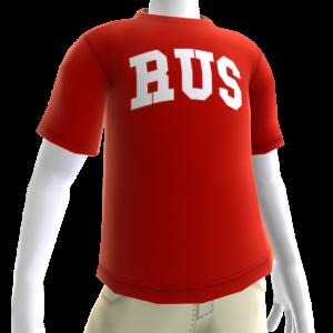 Team Russia Tee