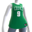 Camis. NBA2K11: Boston Celtics