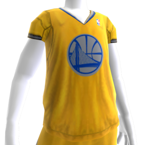 Warriors Christmas Day Jersey