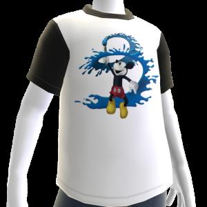 T-shirt com logótipo