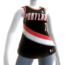 Portland Trail Blazers NBA2K11 Jersey 