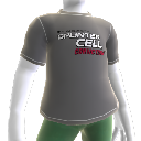 T-shirt logótipo Conviction