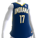 Maillot NBA2K12 Indiana Pacers