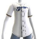 Maillot MLB2K11 Milwaukee Brewers