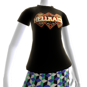 Hellraiser Logo T-shirt 