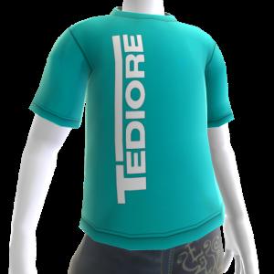 Tediore logo-trøje