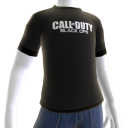T-shirt con il logo di Call of Duty: Black Ops