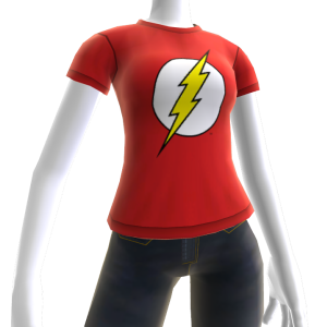 The Flash Logo Tee 