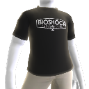 T-shirt com Logtipo BioShock 2