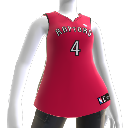 Toronto Raptors NBA2K10-Trikot