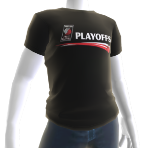 Trail Blazers Playoffs Tee