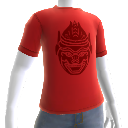 Red Hanuman Shirt