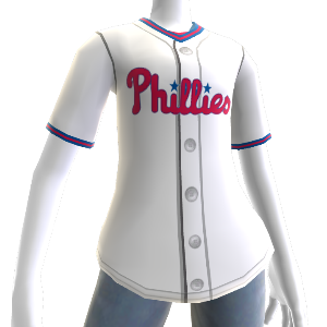 Shirt Philadelphia Phillies MLB2K11 