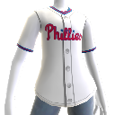 Maglia Philadelphia Phillies MLB2K11 