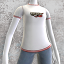 Risen 2 White Lass Shirt