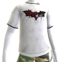 Camiseta c/ Logo de Batman: O Cavaleiro das Trevas Ressurge 2