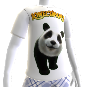 T-Shirt ourson Kinectimals