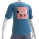 T-shirt cochon