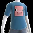 T-shirt Porco