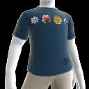 T-shirt Medalhas Halo