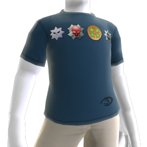 Camiseta Medallas de Halo