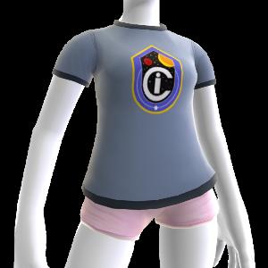 T-shirt Logótipo Carrington Institute