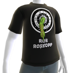 Rob Roskopp Tee - Black