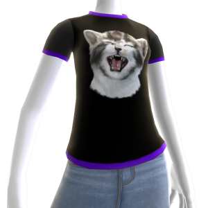 Epic Crying Cat T-Shirt